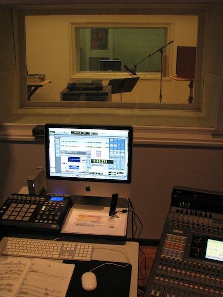 Conservatoire de Toulouse : Studios d'électroacoustique / Electroacoustic Studios